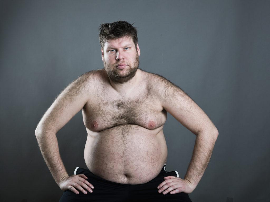 ENDOMORPHS man body type TushToners Chicago non-invasive laser lipo