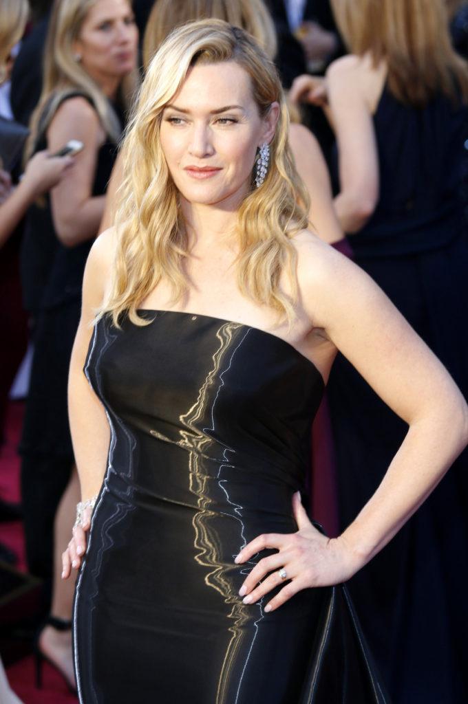 Kate Winslet Apple body shape