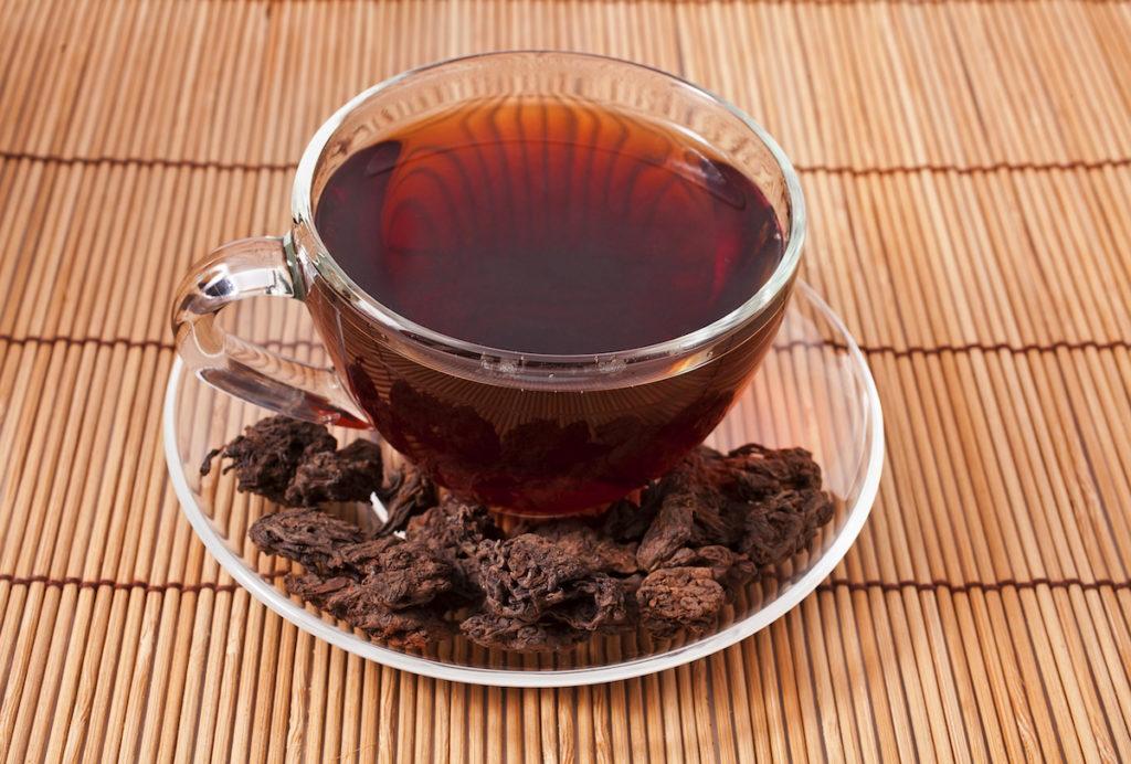 pu-erh tea for weight loss Chicago