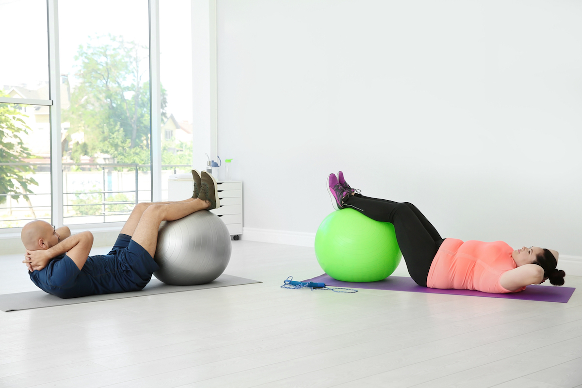 best at home workouts weight loss chicago