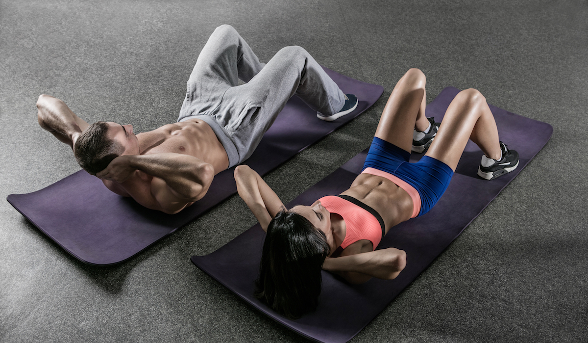 best ab workouts Chicago body sculpting