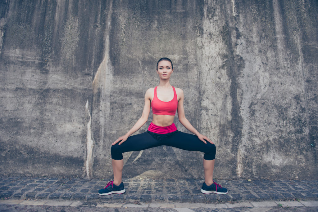 sumo squat best butt workouts for women TushToners Chicago