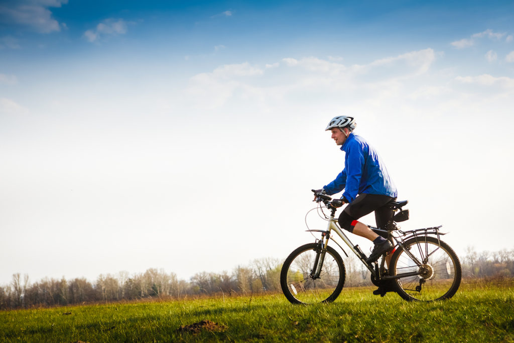 biking benefits for your butt Chicago body contouring