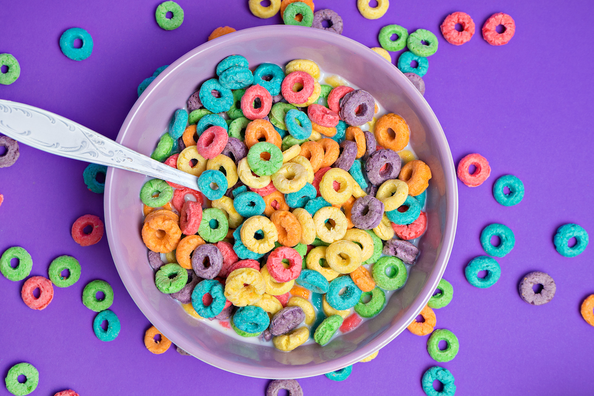 cereal increase cellulite TushToners chicago
