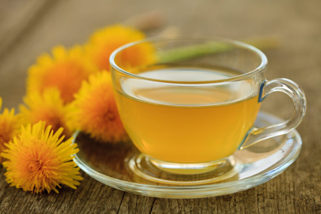 dandelion tea for weight loss Chicago