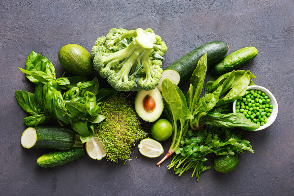 eat veggies to lose weight Chicago body sculpting