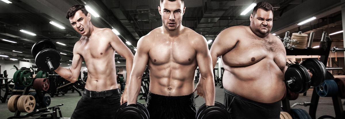 mens body types TushToners Chicago