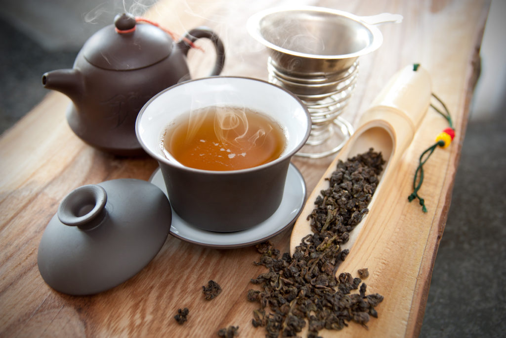 Oolong tea for weight loss Chicago