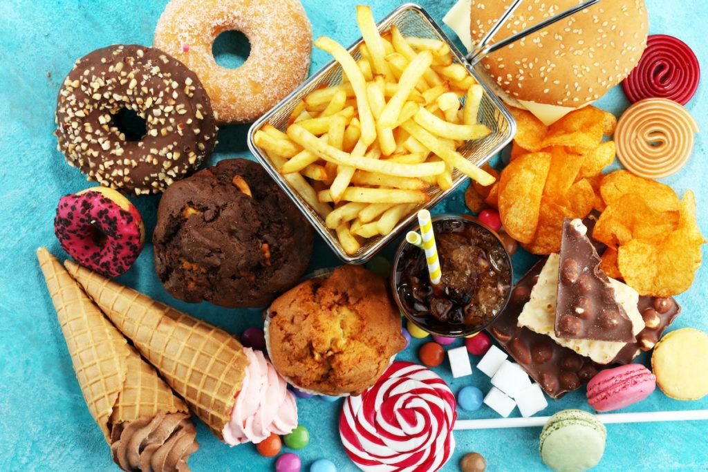unheathy snacks increase cellulite TushToners Chicago