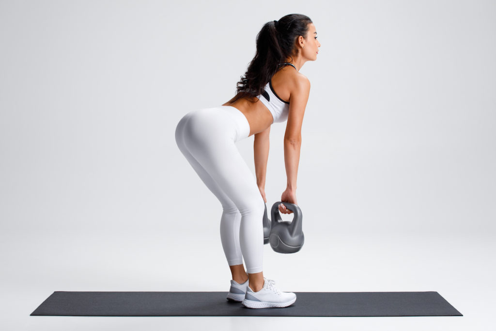 kettlebells Chicago weight loss and body sculpting