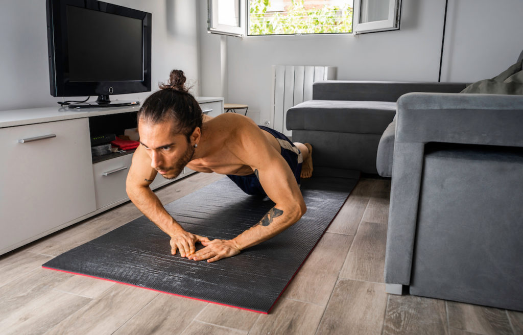 tricep pushup Chicago weight loss body contouring