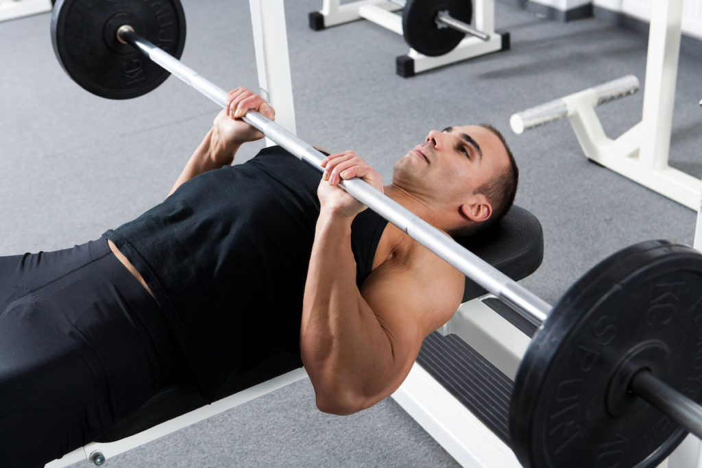 tricep bench press Chicago weight loss body contouring