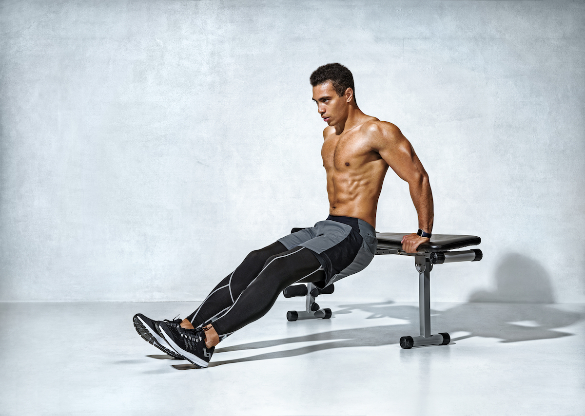tricep exercise Chicago weight loss body contouring