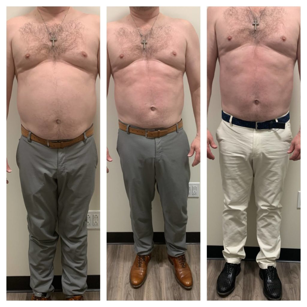 Chicago dad bod weight loss