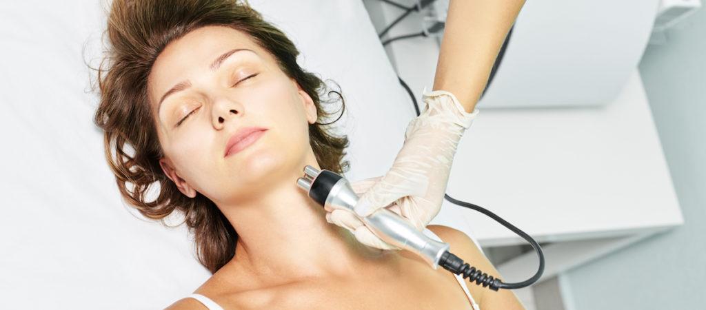 eliminate double chin Chicago noninvasive body sculpting