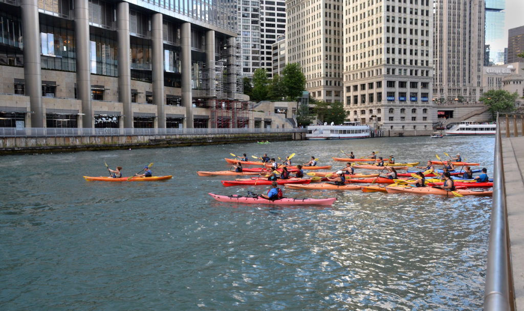 lose weight in the summer with kids in Chicago