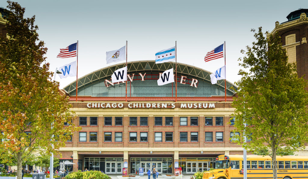 things to do in Chicago with Kids in summer