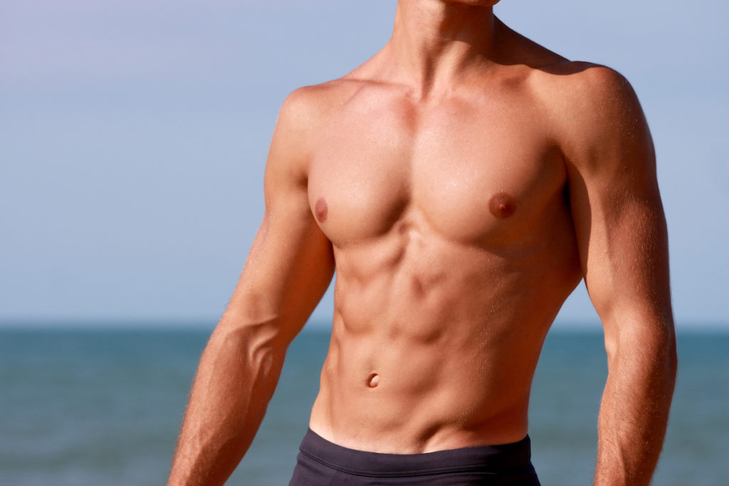 tighten abs with radiofrequency Chicago body sculpting